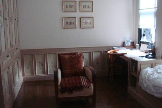 Armada Istanbul Old City Hotel: Номер аннекс студио 2