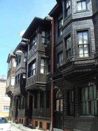 Armada Istanbul Old City Hotel: Здание аннекс