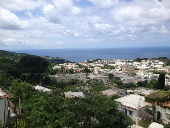 Mount Solaro: beautiful views!