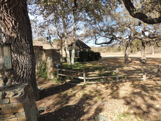 Neverland Ranch : Security house