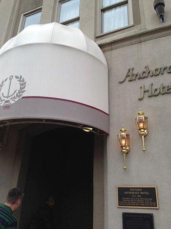 히스토릭 앵커리지 호텔 사진
