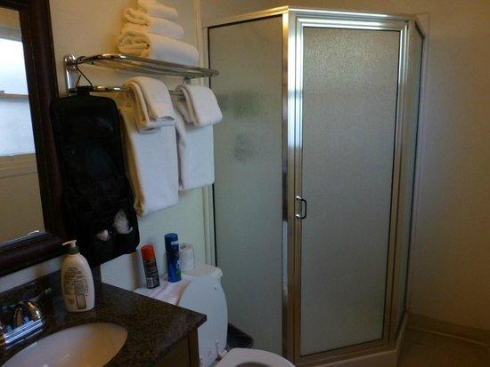 Furnace Creek Inn and Ranch Resort: Small Bathroom