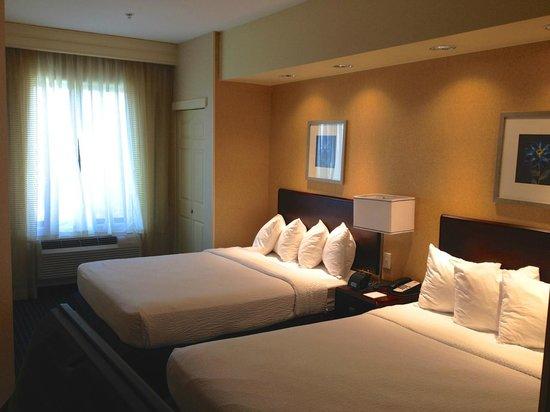 SpringHill Suites Denver Airport : Bedroom