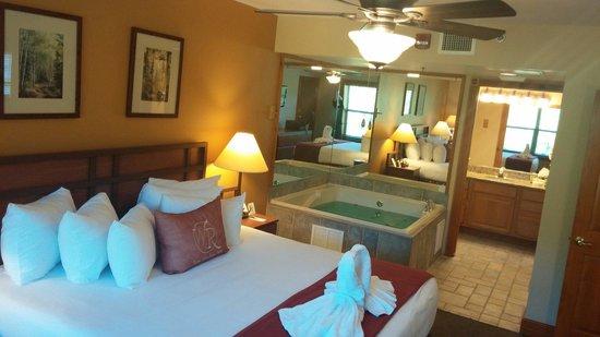 Westgate Smoky Mountain Resort & Spa: Bedroom