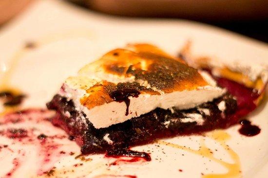 Petit Mignon : tarte au myrtilles