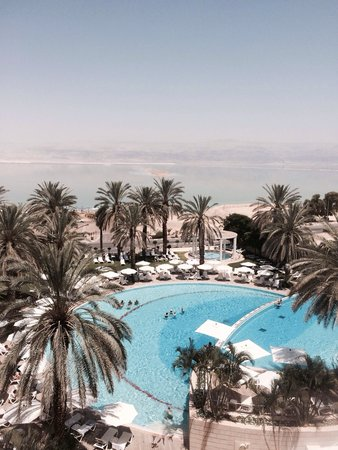 Isrotel Dead Sea Hotel & Spa : View from the room