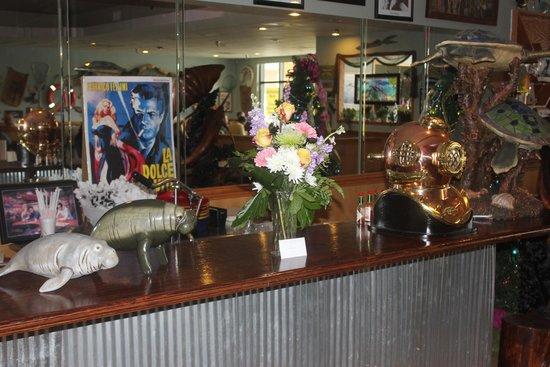 Fish River Grill #2 : Love the decor.