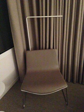 Clarion Collection Hotel Lavaux: divan