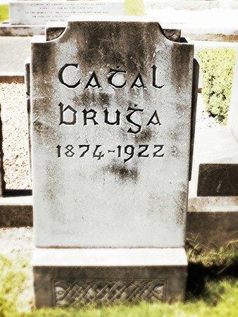 Cementerio de Glasnevin: cathals resting place