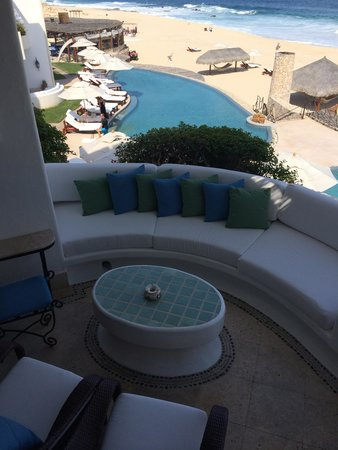 Las Ventanas al Paraiso, A Rosewood Resort : Terrace suite