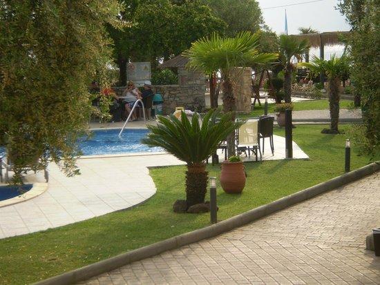 Atrium Hotel Thassos: the pool