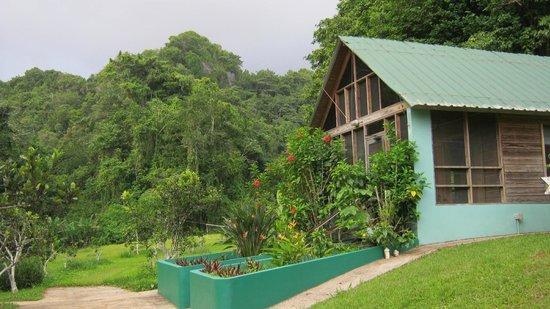 TJ Ranch: Green casita