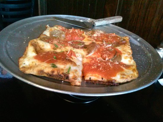Excellent pizza picture of amico 39 s new york pizza for Dining in nolensville tn