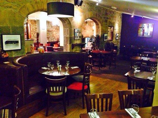 Angel View Inn: The Restaurant