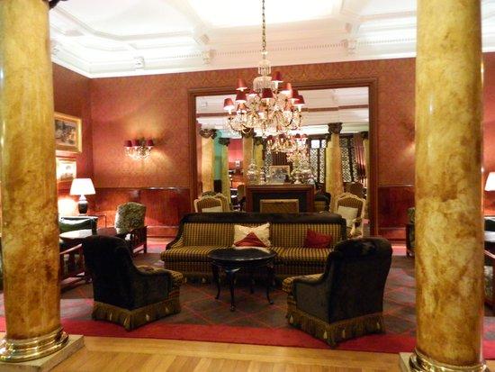 Grande Hotel Do Porto: Sala de descanso