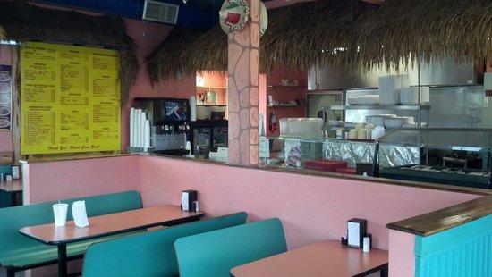 Alfredo's Mexican Food: Inside