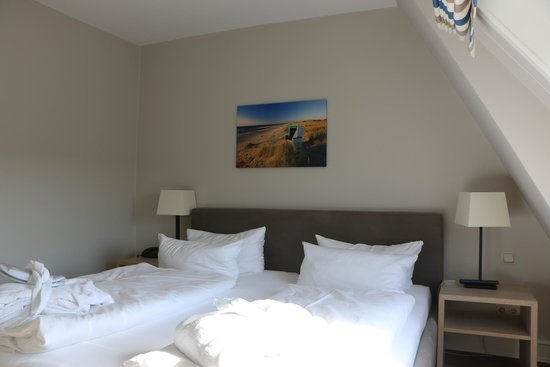 Dorint Strandresort & Spa Sylt-Westerland: Schlafzimmer