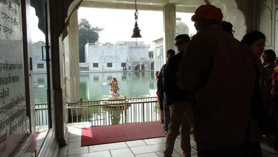 Durgiana Temple : А это богиня.