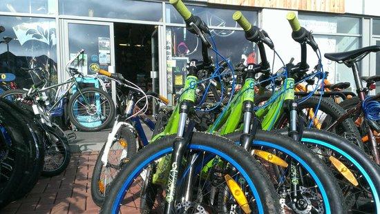 Bothy Bikes - Bike Rentals