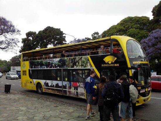 Buenos Aires Bus: BA Bus