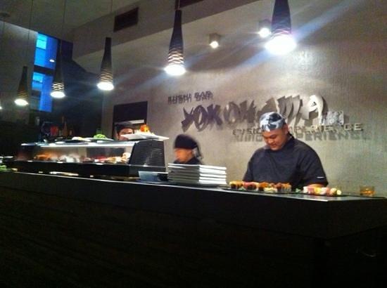 Yokohama Flavour Journey Cuisine: i cuochi