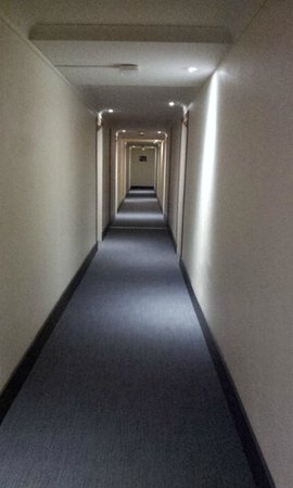 Adagio Aparthotel Val d'Europe : corridoio