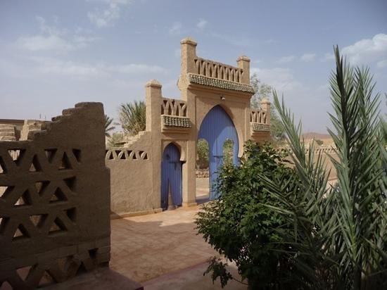 Ksar Bicha: Eingang zum Pool