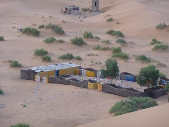 Ksar Bicha: Wüstencamp