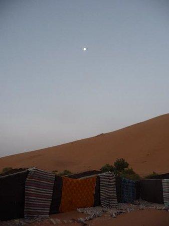 Ksar Bicha: Sonnenaufgang in der Wüste