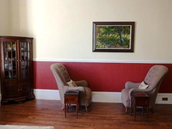 Victoria Square Guest House : Guest Lounge