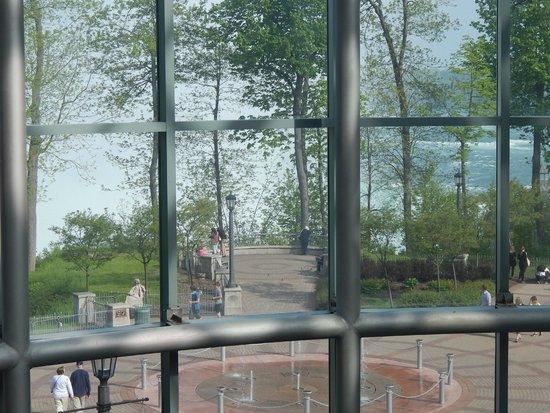 Niagara Fallsview Casino: Fallsview View of the Falls