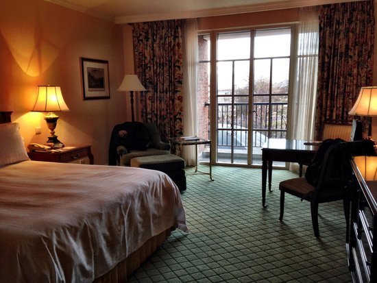 InterContinental Dublin: Spacious guest room