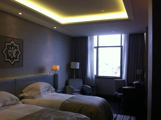Marti Istanbul Hotel: Room 827