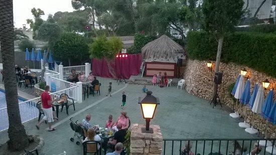 Gavimar Cala Gran Costa del Sur Hotel & Resort: Minidisco, Entertainment area