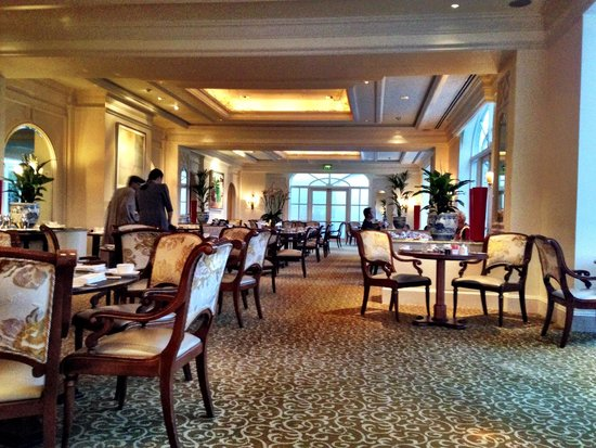 InterContinental Dublin: Gracious dining