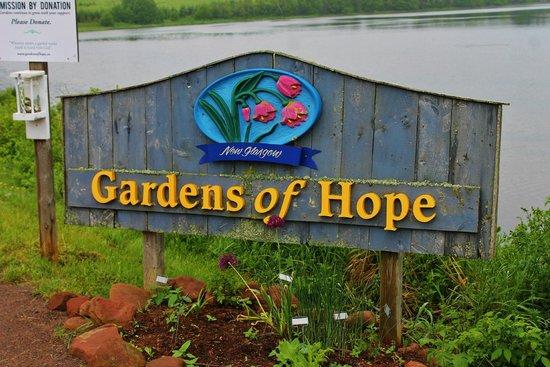 Gardens of Hope: Appropriately named