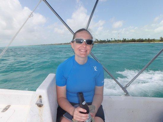 Belize Pro Dive Center: Chillin'
