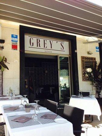 Greys Sitges: greys