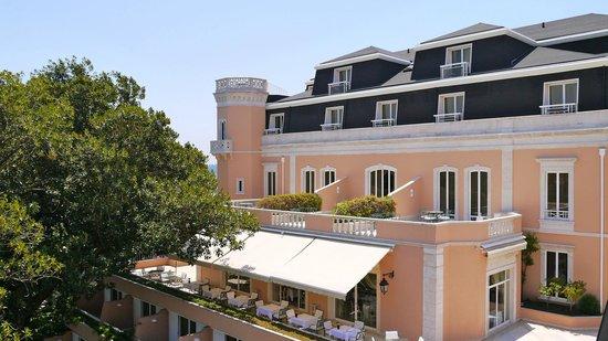 Olissippo Lapa Palace: entry