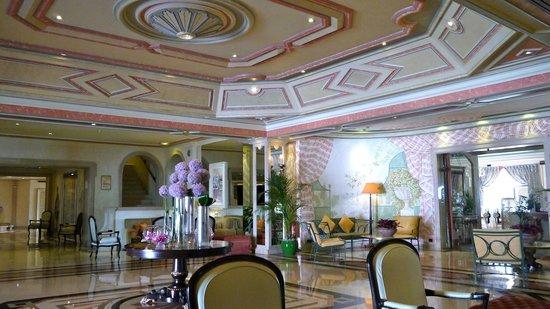 Olissippo Lapa Palace : Lobby