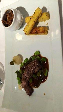 Auberge du Cheval Blanc: Menu Gourmand