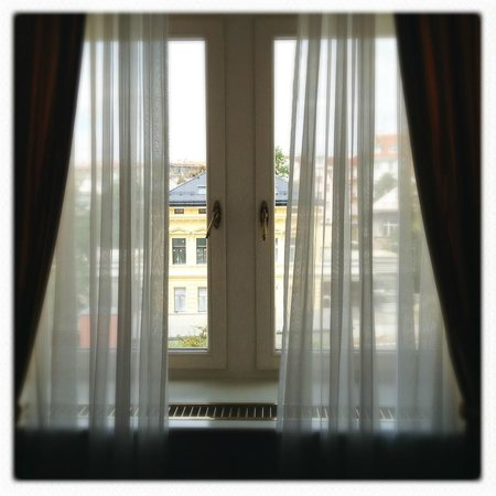 Le Palais Art Hotel Prague: Nice courtyard view