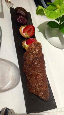 Auberge du Cheval Blanc: Miniardises