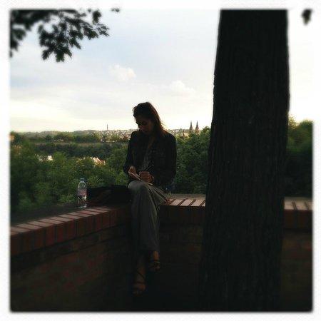 Le Palais Art Hotel Prague: Exploring the local parks