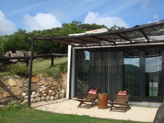 Monte do Sapeiro: Exterior habitaciones
