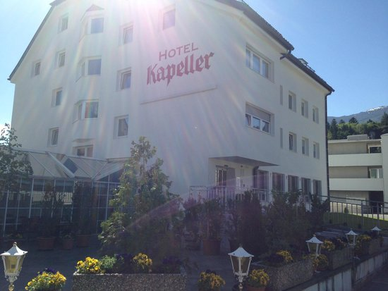 Hotel Kapeller Innsbruck: Hotel