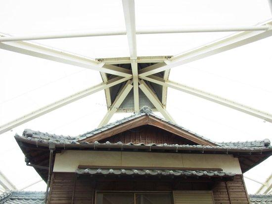 Dosekiryu Hisai Kaoku Hozon Park 土石流被災家屋、屋内保存建物天井