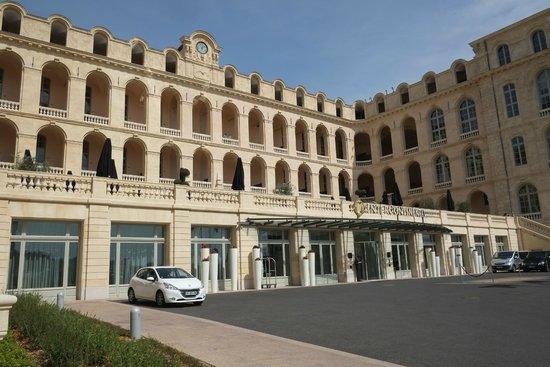 InterContinental Marseille - Hotel Dieu : Front