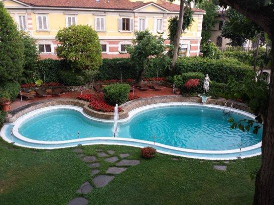 Grand Hotel Villa Medici : La piscina dell'Hotel