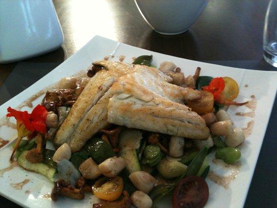 La Pause Gourmande : plat